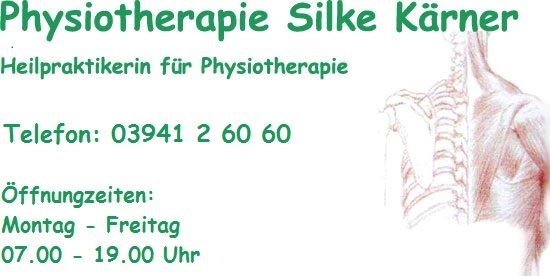 Physiotherapie Körner Logo